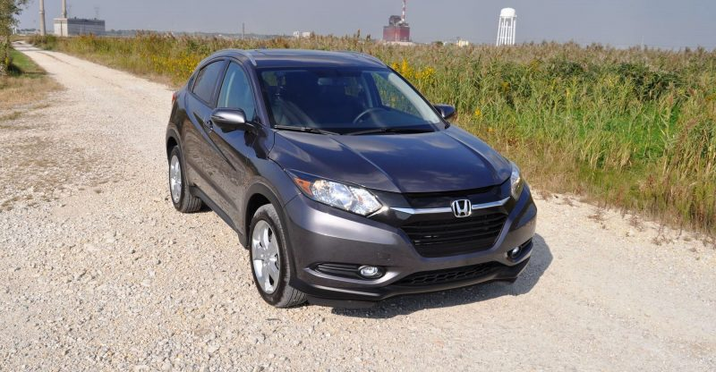 2016 Honda HR-V AWD Review 77