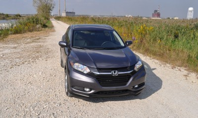 2016 Honda HR-V AWD Review 79
