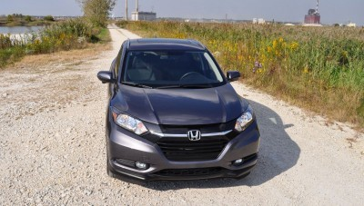 2016 Honda HR-V AWD Review 80