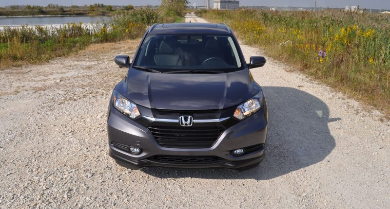 2016 Honda HR-V AWD Review 82