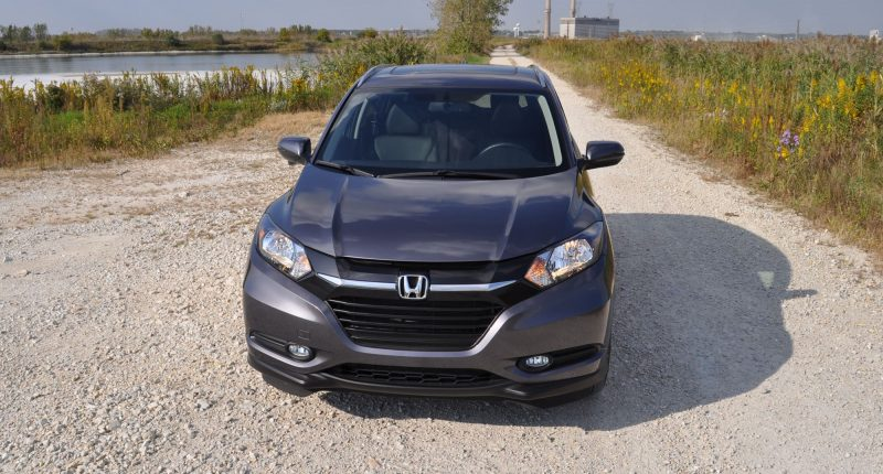 2016 Honda HR-V AWD Review 83