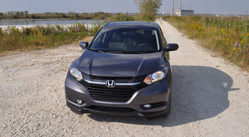 2016 Honda HR-V AWD Review 84