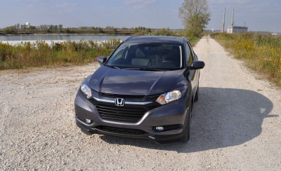 2016 Honda HR-V AWD Review 85