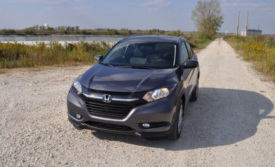 2016 Honda HR-V AWD Review 86