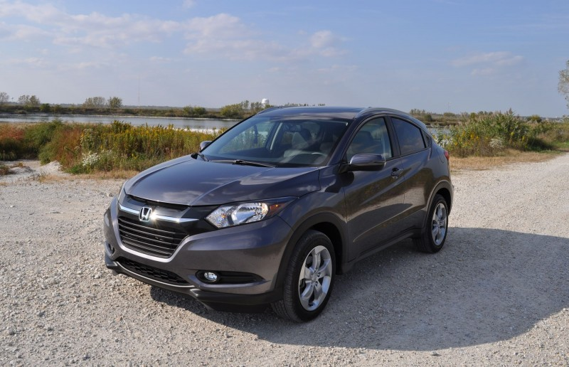 2016 Honda HR-V AWD Review 87