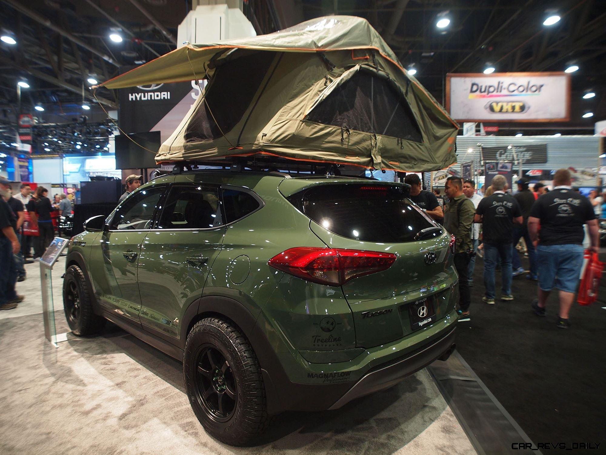 Hyundai Tucson Adventuremobile By John Pangilinan on 2015 Toyota Rav4 Colors