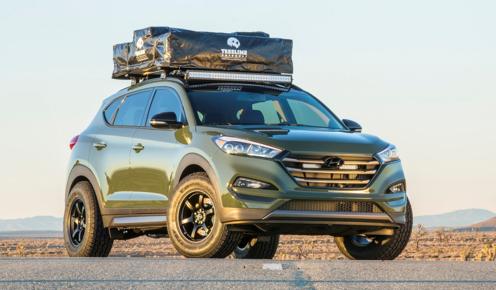 2016 hyundai tucson adventuremobile by john pangilinan. Black Bedroom Furniture Sets. Home Design Ideas
