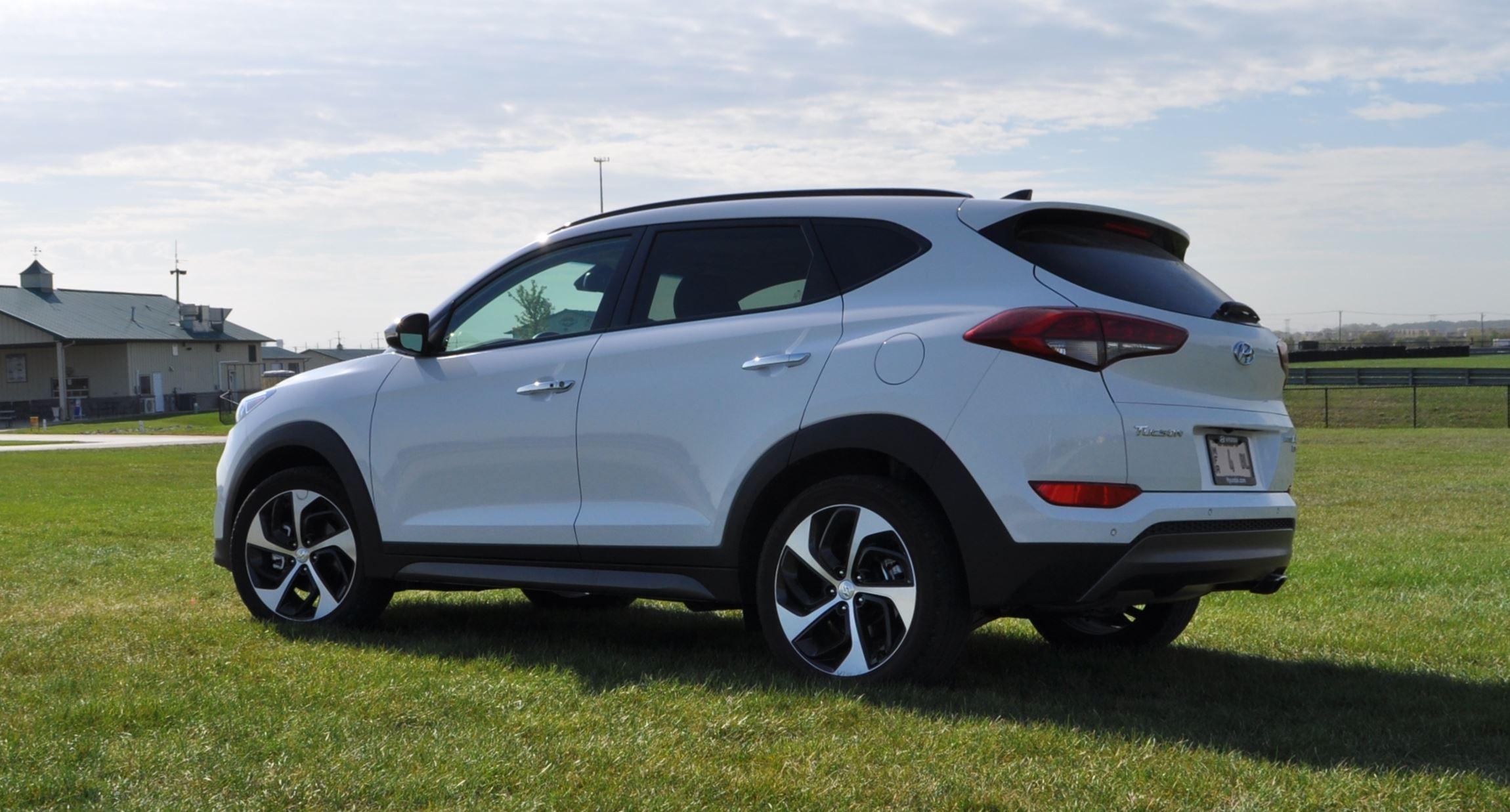 2016 Hyundai Tucson Limited 1 6t Awd 40