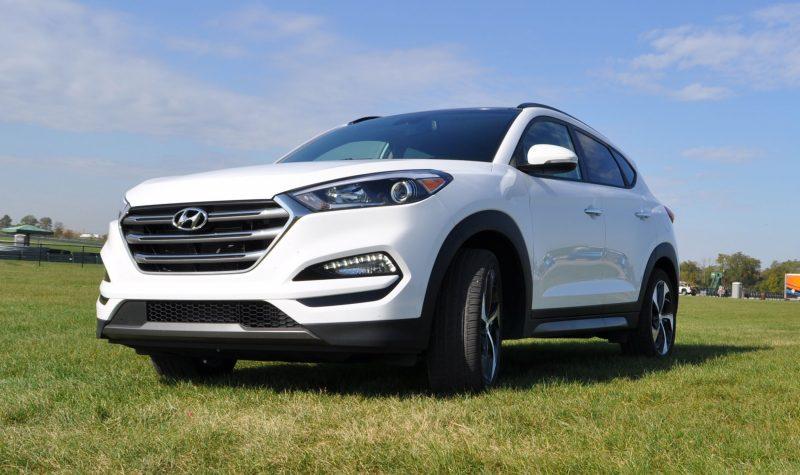 2016 Hyundai TUCSON Limited 1.6T AWD 54
