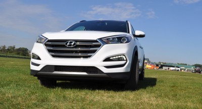 2016 Hyundai Tucson Limited 1 6t Awd Review