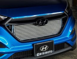 700HP 2016 Hyundai TUCSON by Bisimoto Engineering