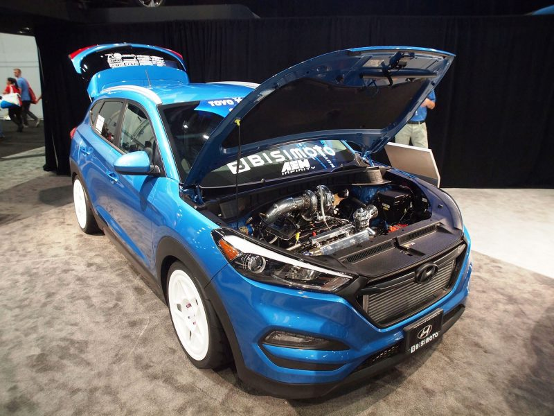 2016 Hyundai TUCSON by Bisimoto Engineering 14
