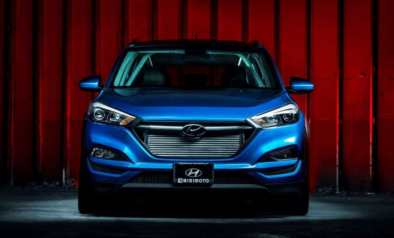 2016 Hyundai TUCSON by Bisimoto Engineering 6