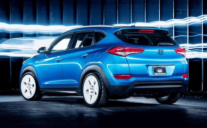 2016 Hyundai TUCSON by Bisimoto Engineering 8