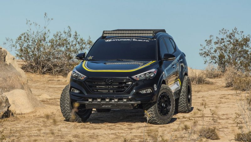 2016 Hyundai TUCSON by Rockstar Performance Garage 1
