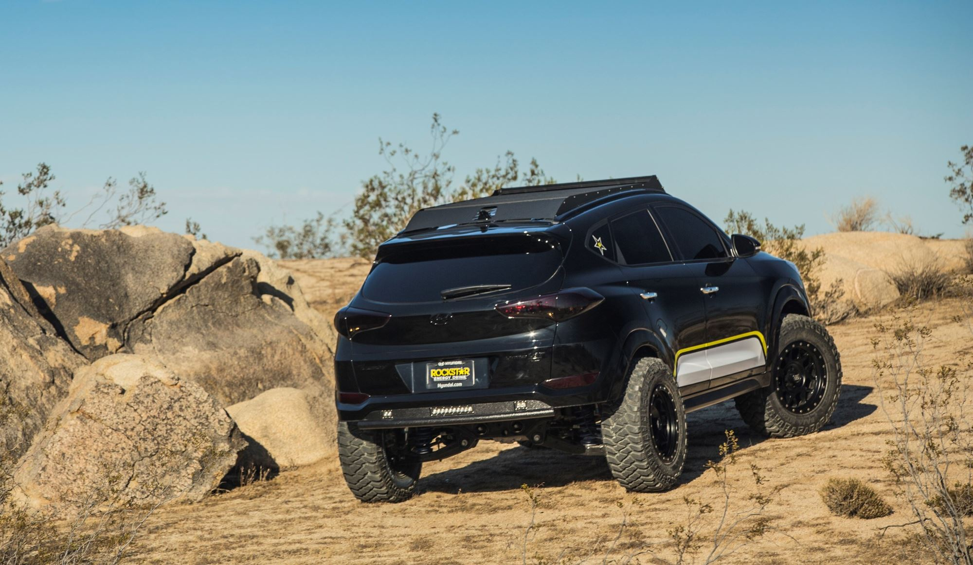 Hyundai Off Road Vehicle Vehicle Ideas