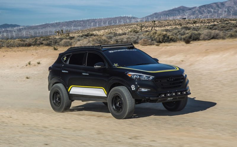 2016 Hyundai TUCSON by Rockstar Performance Garage 4