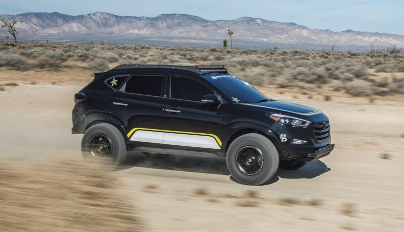 2016 Hyundai TUCSON by Rockstar Performance Garage 5