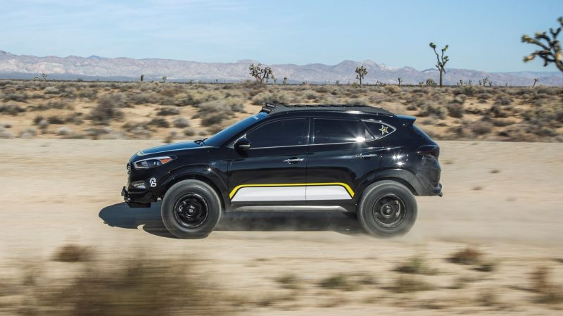 2016 Hyundai TUCSON by Rockstar Performance Garage 6