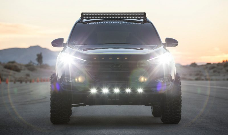 2016 Hyundai TUCSON by Rockstar Performance Garage 7