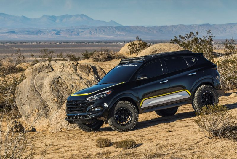 2016 Hyundai TUCSON by Rockstar Performance Garage 8