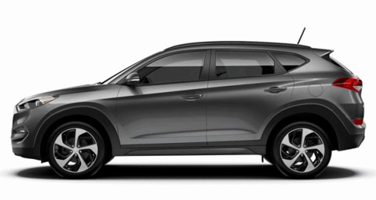 2016 Hyundai Tucson Colors - Coliseum Gray