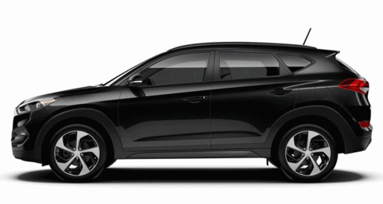2016 Hyundai Tucson Colors - Phantom Black