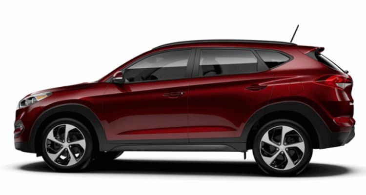 2016 Hyundai Tucson Colors |Orange Hyundai Tucson 2016
