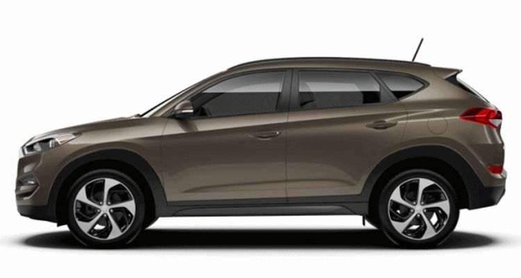 2016 Hyundai Tucson Colors - Sepia Topaz