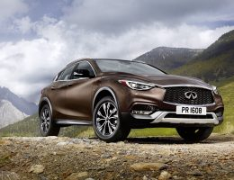 2017 INFINITI QX30 Official Debut – Stylish Crossover Hits Showrooms in June