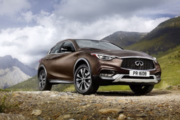 2017 INFINITI QX30 Official Debut - Stylish Crossover Hits Showrooms in June
