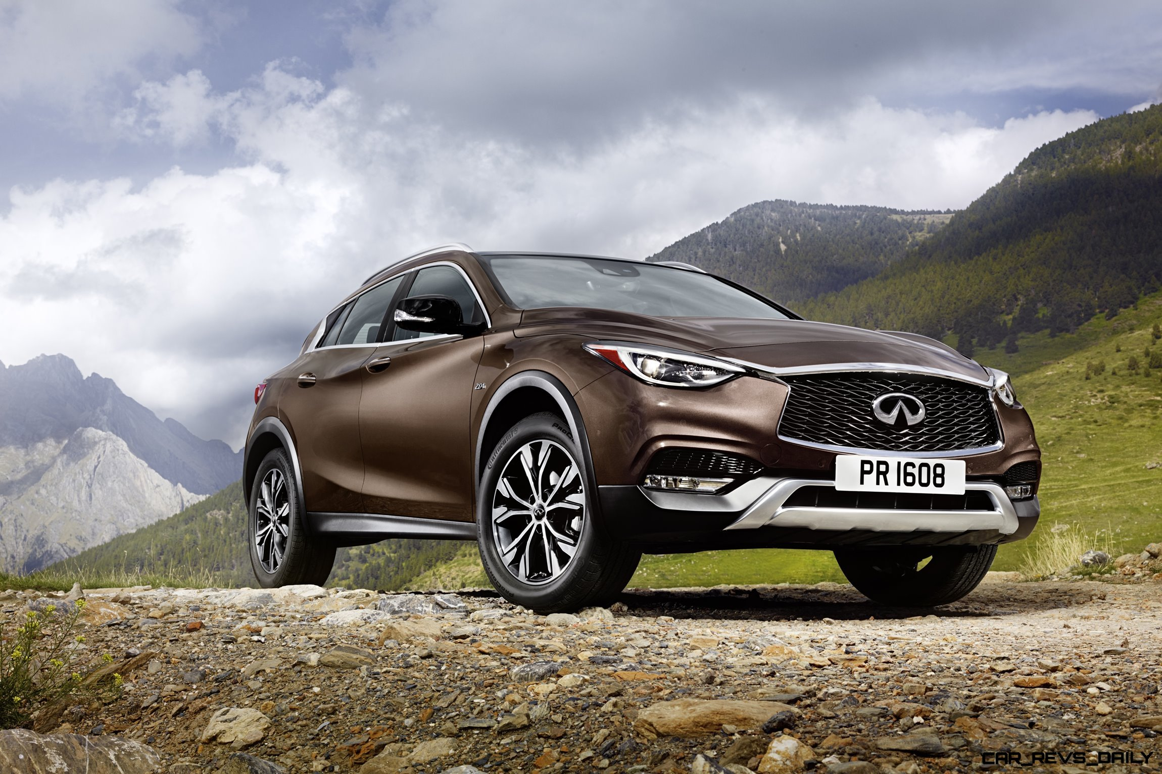 infiniti crossover infinity review sport