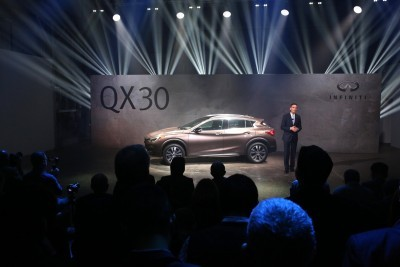 2016 Infiniti QX30 3