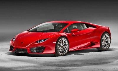 2016 Lamborghini HURACAN 580 Colors 1