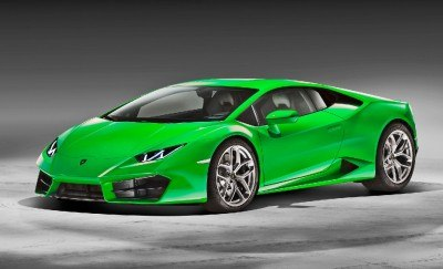 2016 Lamborghini HURACAN 580 Colors 12