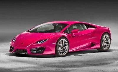 2016 Lamborghini HURACAN 580 Colors 3