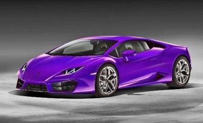 2016 Lamborghini HURACAN 580 Colors 5