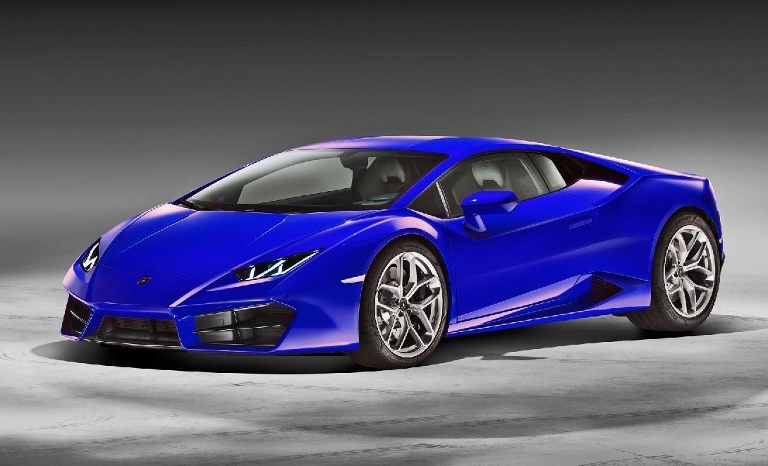 Lamborghini colors 2016