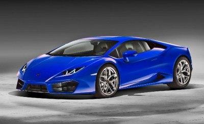 2016 Lamborghini HURACAN 580 Colors 8