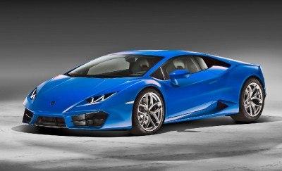 2016 Lamborghini HURACAN 580 Colors 9