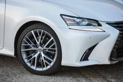 2016 Lexus GS350 17