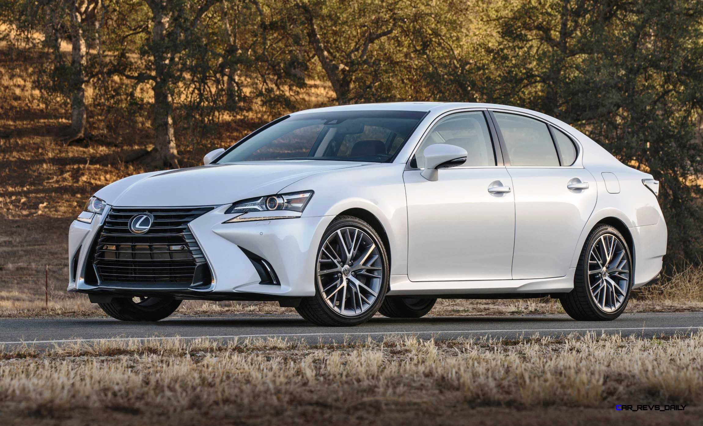 Lexus Is 350 >> 2016 Lexus GS350 Facelift Brings GSF and RC-Inspired Nose +4WS and Active Intake – Car-Revs ...