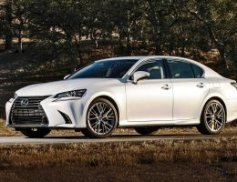 2016 Lexus GS350 Facelift Brings GSF and RC-Inspired Nose +4WS and Active Intake