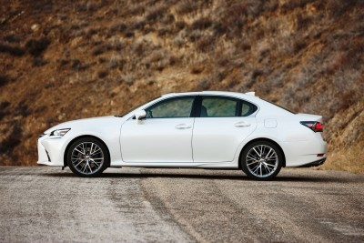 2016 Lexus GS350 8
