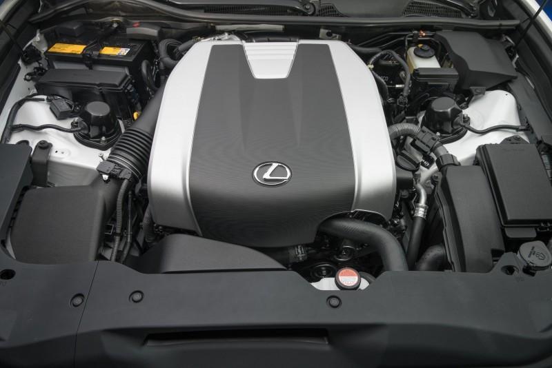 2016 Lexus GS350 Interior 12