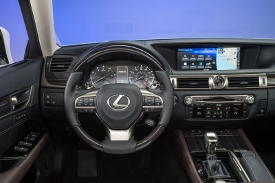 2016 Lexus GS350 Interior 2
