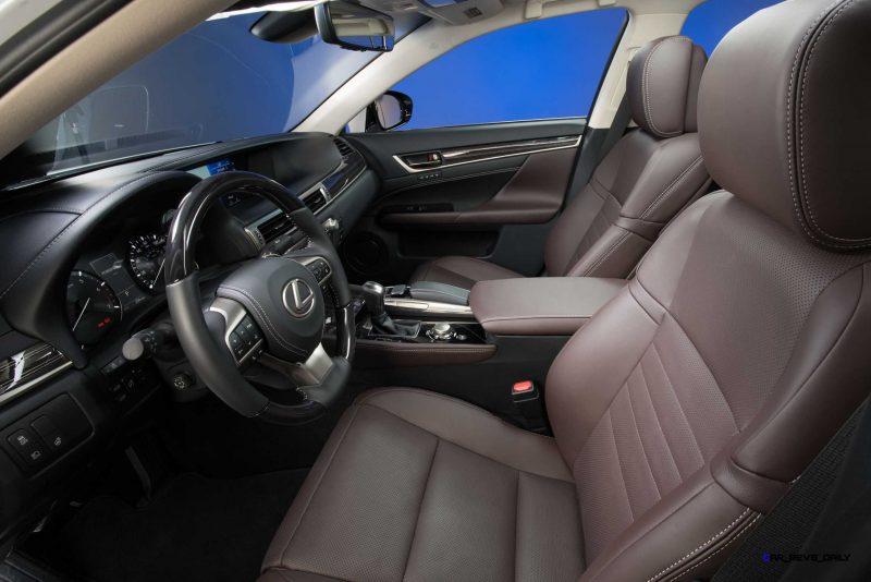 2016 Lexus GS350 Interior 5