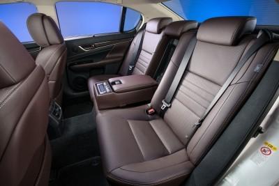 2016 Lexus GS350 Interior 6