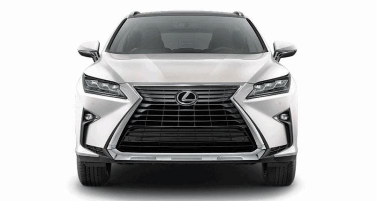 2016 Lexus RX Colors