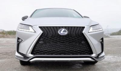 2016 Lexus RX Launch 14